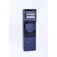 Wallbox Murale avec disjoncteur triphasé 22kW  (puissance variable de 3,7 à 22kw)