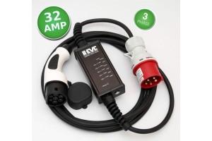 Câble T2 22KW puissance variable